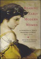 Reading Early Modern Women