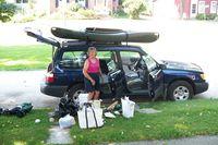 Mom Car