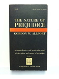 The Nature of Prejudice